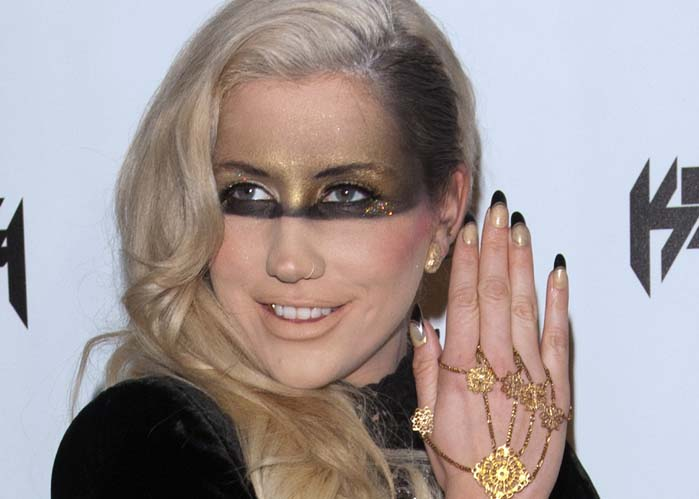 Ke$ha: No stranger to shocking people, Ke$ha&#39;s self-described &#39;garbage chic&#39; style puts her at #20 on the list.